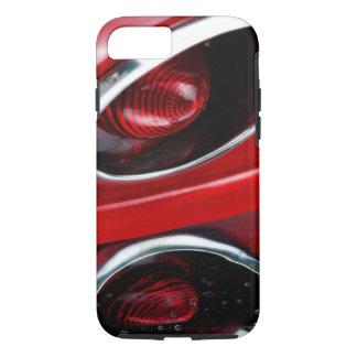 Arraia-lixa vermelha de Corveta Capa iPhone 7