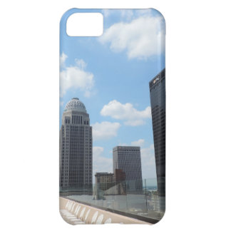 Arranha-céus do centro de Louisville Capa Para iPhone5C