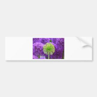 Arrelia da flor adesivo para carro