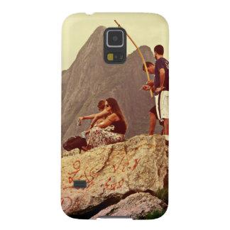 Art Brazil Capa Para Galaxy S5