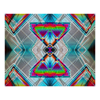 Arte abstracta 152 poster