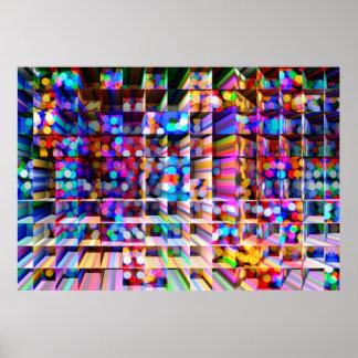 Arte abstracta 153 poster