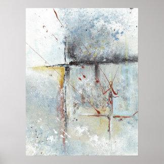 Arte abstracta - Celesfina Pôster