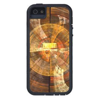 Arte abstracta da integridade capas para iPhone 5