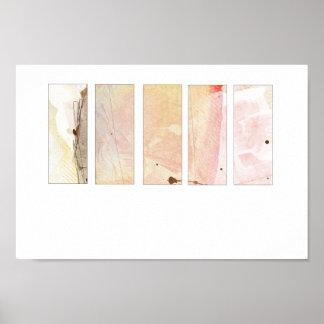 arte abstracta poster