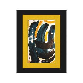 Arte Abstrata - Mostarda