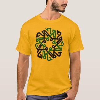 Arte árabe e islâmica t-shirts
