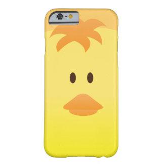 Arte bonito do vetor da galinha do bebê capa iPhone 6 barely there