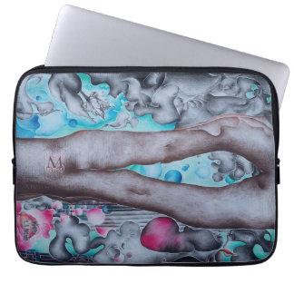 Arte com querido capas para laptop