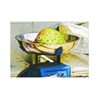 Arte das canvas do ~ da fruta do caribe do ~ do