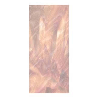 Arte de cobre da pétala de Lotua da folha Panfleto