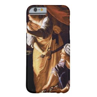 Arte de Gentileschi da artemísia Capa Barely There Para iPhone 6