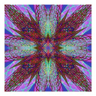 """Arte de MKatzB de """"da série alguma cor"""". Poster Perfeito"""