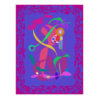 Arte decorativa poster