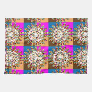 Arte do girassol do chakra da faísca do SOL por Na Panos De Prato