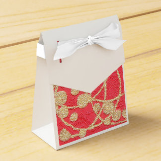 Arte dos anéis de ouro caixinhas de lembrancinhas para casamentos