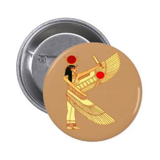Arte egípcia da parede botons