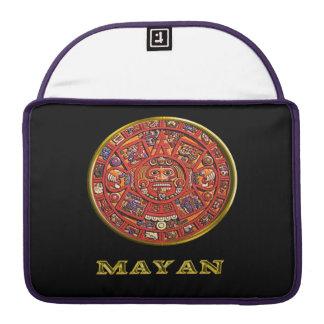 Arte indiana maia bolsa para MacBook pro