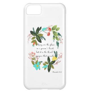 Arte inspirada cristã - 19 21 dos provérbio capas para iphone5C