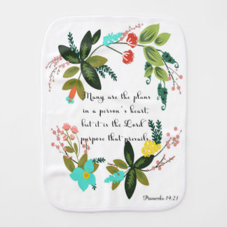 Arte inspirada cristã - 19:21 dos provérbio fraldinhas de boca