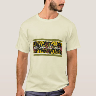 Arte islâmica da mesquita de Nabawi Camiseta