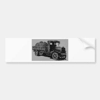 arte legal do steampunk do olhar da antiguidade do adesivo para carro