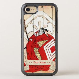 Arte legendária japonesa legal do guerreiro do capa para iPhone 7 OtterBox symmetry