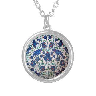 Arte mitológica do azulejo do teste padrão do páss bijuterias personalizadas