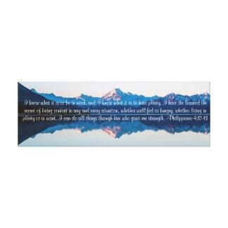 Arte religiosa das canvas impressão em tela