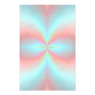 Artigos de papelaria abstratos magnéticos desvanec