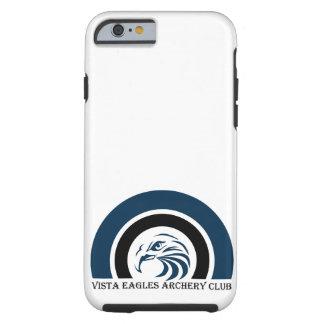 Artigos do clube do tiro ao arco de Eagles Capa Tough Para iPhone 6