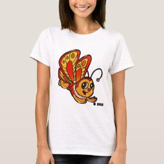 Artigos do promocional de Chloe da borboleta Camiseta
