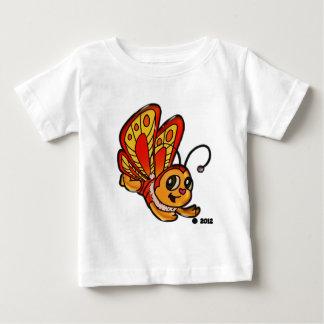 Artigos do promocional de Chloe da borboleta Tshirt