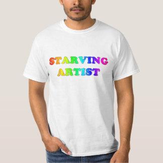 Artista esfomeado tshirts