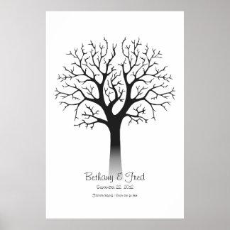 Árvore 32 da impressão digital x48