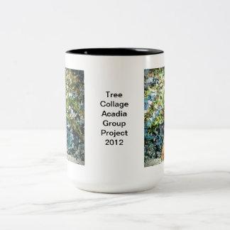 Árvore Caneca Dois Tons