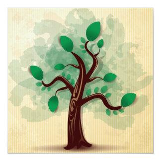 Árvore Convite Personalizado