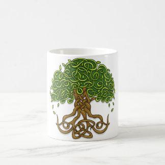 Árvore da versão 4 da vida caneca transmutação