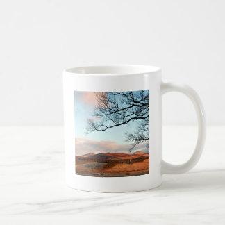 Árvore das montanhas do céu canecas