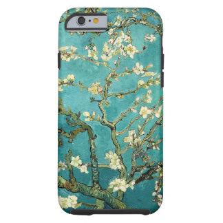 Árvore de amêndoa de florescência por Van Gogh Capa Tough Para iPhone 6