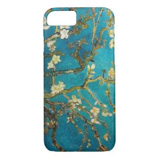Árvore de amêndoa de Vincent van Gogh Capa iPhone 7