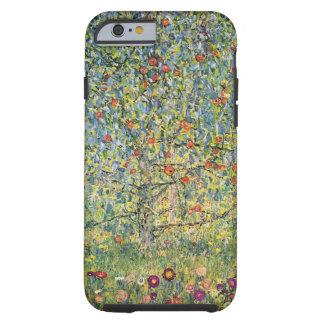 Árvore de Apple por Gustavo Klimt, arte Nouveau do Capa Tough Para iPhone 6