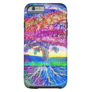 Árvore de bênçãos da vida capa tough para iPhone 6