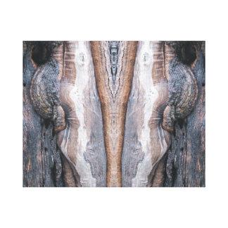 Árvore de elefante abstrata da arte da fotografia