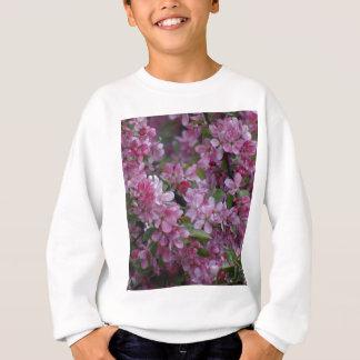 Árvore de florescência cor-de-rosa do primavera t-shirt