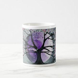 Árvore de Moonlite Caneca