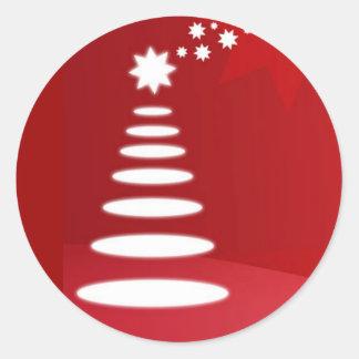 Árvore de Natal Adesivo