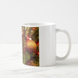 Árvore de Natal Caneca De Café