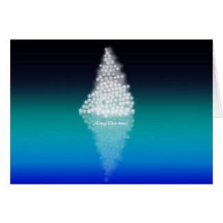 árvore de Natal Cartões