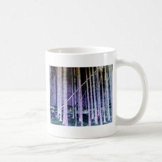 Árvore de queda caneca
